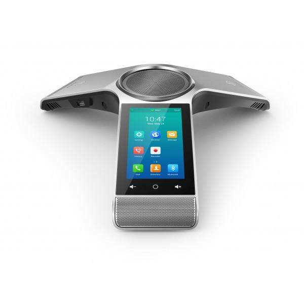 Yealink Optima HD IP Conference Phone, Optima HD Voice, Full Duplex, W/O PSU