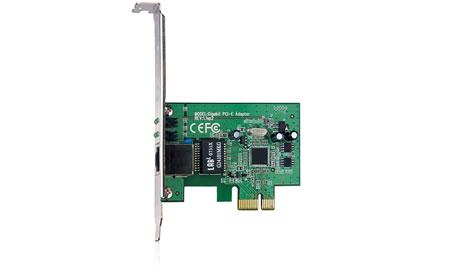 TP-Link TG-3468 Gigabit PCIe LAN Adapter Card 10/100/1000 Realtek ~NWTL-TG3269