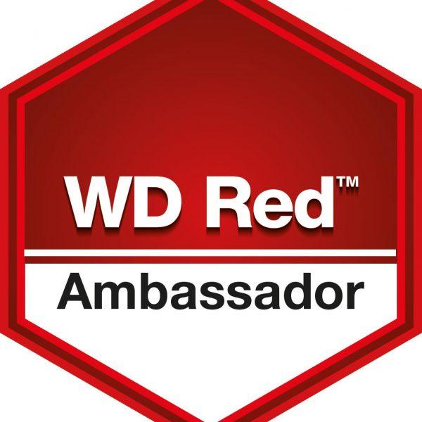 "WD Red 6TB NAS 3.5"" 5400RPM SATA3 6Gb/s 64MB Cache"