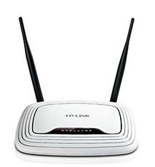 TP-Link TL-WR841N N300 Wireless N Router 2.4GHz (300Mbps) 4x100Mbps LAN 1x100Mbps WAN 802.11bgn 2x5dBi antennas ~TL-WR843N