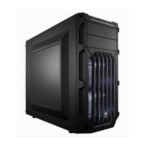 Corsair SPEC-03 ATX Mid-Tower ATX Case with White LED 7x PCI Slots. Supports Mini-ITX, mATX, ATX (LS)