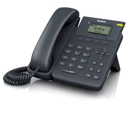 Yealink T19PE2 Single Line IP Phone 132x64 LCD, PoE/HDV