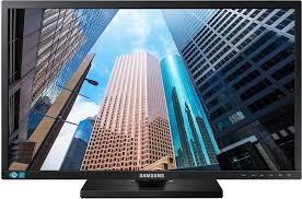 "Samsung 24"" E65 PLS Wide 1920x1200 16:10, 4ms, VGA DVI, Height Adjust, VESA, TILT, 3 Years Warranty (LS)"