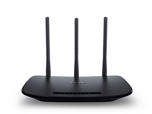 TP-Link TL-WR940N N450 450Mbps Wireless N Router 2.4GHz 4x100Mbps LAN 1x100Mbps WAN 802.11bgn 3x5dBi Access Point Range Extender Bridge ~NWTL-WR945N