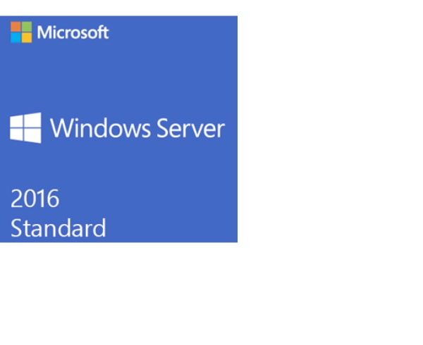 Microsoft Server Standard 2016 64Bit English 1pk DSP OEI DVD 16 Core