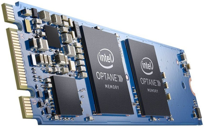 Intel Optane Memory 16GB PCIe NVMe M.2 RAM - Run 1TB/2TB HDD as SSD Speed up to 6x Faster Email Launch 5x Faster Browsing 67% Faster Game Launch