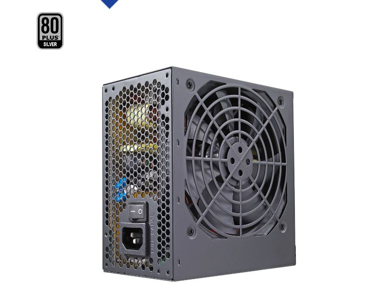 FSP 550W RAIDER II 80+ Silver 120mm FAN ATX PSU 5 Years Warranty (LS)