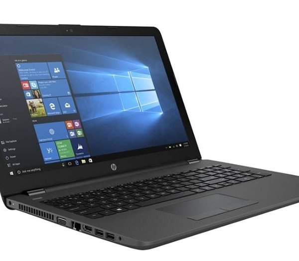 "HP 250 G6 2FG10PA Notebook 15.6"" HD Intel i5-7200U 4GB DDR4 500GB HDD HDMI VGA Windows 10 Home DVD-RW Webcam WL BT RJ45 1.86kg"