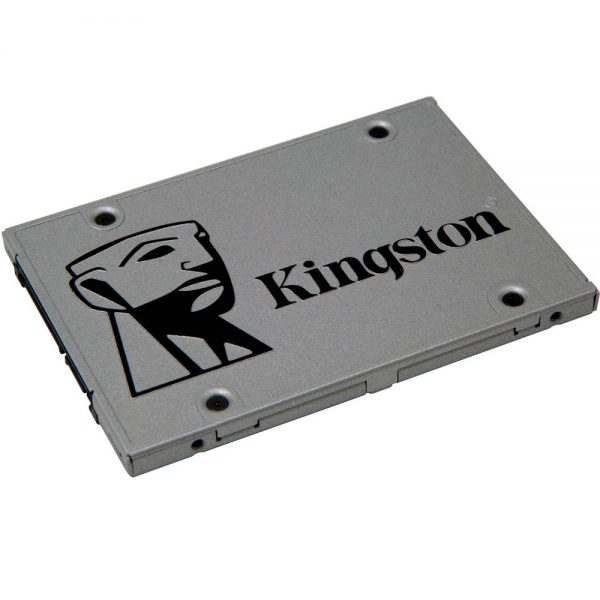 "Kingston A400 240GB 2.5"" SATA3 6Gb/s SSD - TLC 500/450 MB/s 7mm Solid State Drive 1 mil hrs MTBF 3yrs"