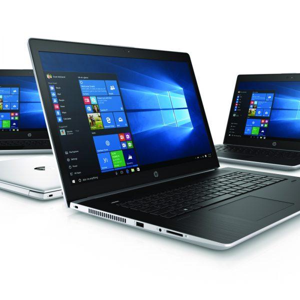 """HP ProBook 430 G5 2WJ90PA Notebook 13.3"""" HD Intel i5-8250U 8GB DDR4 256GB SSD HDMI VGA USB-C Windows 10 Pro Webcam WL BT RJ45 1.49kg 19.8mm"""