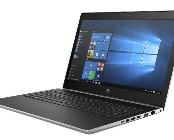 "HP Probook 450 G5 2WL75PA Notebook 15.6"" HD Intel i5-8250U 8GB DDR4 256GB SSD Intel Graphic 620 VGA HDMI USB-C Windows 10 Pro Backlite Keyboard 2.1kg"