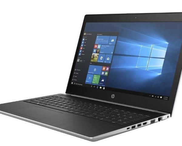 "HP Probook 450 G5 2WK04PA Notebook 15.6"" HD Touch Intel i5-8250U 8GB DDR4 256GB SSD Geforce 930MX 2GB VGA HDMI USB-C Win10 Pro Backlite Keyboard 2.1kg"