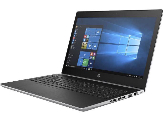 "HP Probook 450 G5 2WK04PA Notebook 15.6"" HD Touch Intel i5-8250U 8GB DDR4 256GB SSD Geforce 930MX 2GB VGA HDMI USB-C Win10 Pro Backlite Keyboard 2.1kg"