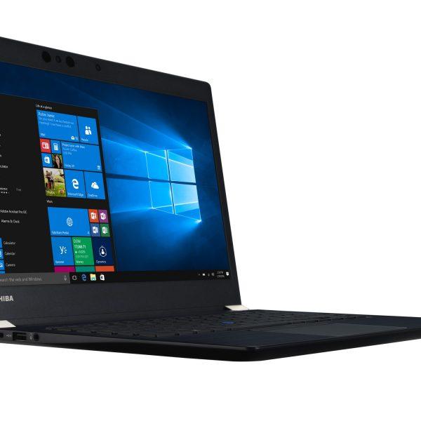 """Toshiba X30 Ultrabook, Intel I5-7200U, 8GB DDR3, 256GB SSD, 13.3"""" FHD Touch, WL-AC, 4G LTE, Windows 10 Professional, 3 Year Warranty"""