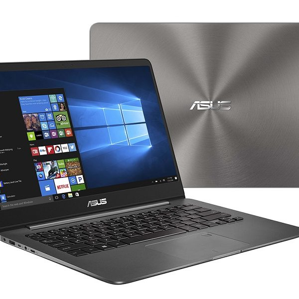 "ASUS Zenbook UX430UN Ultrabook 14.0"" FHD Intel i5-8250U 16GB DDR4 256GB SSD NV Geforce MX150 2GB Windows 10 Pro 1.25kg 15.9mm Quartz Grey"
