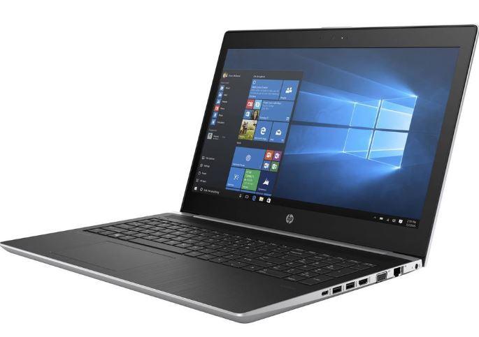 """HP Probook 450 G5 2WJ96PA Notebook 15.6"""" FHD Intel i5-8250U 8GB DDR4 256GB SSD GeForce 930MX 2GB VGA HDMI USB-C Win 10 Pro Backlite Keyboard 2.1kg"""