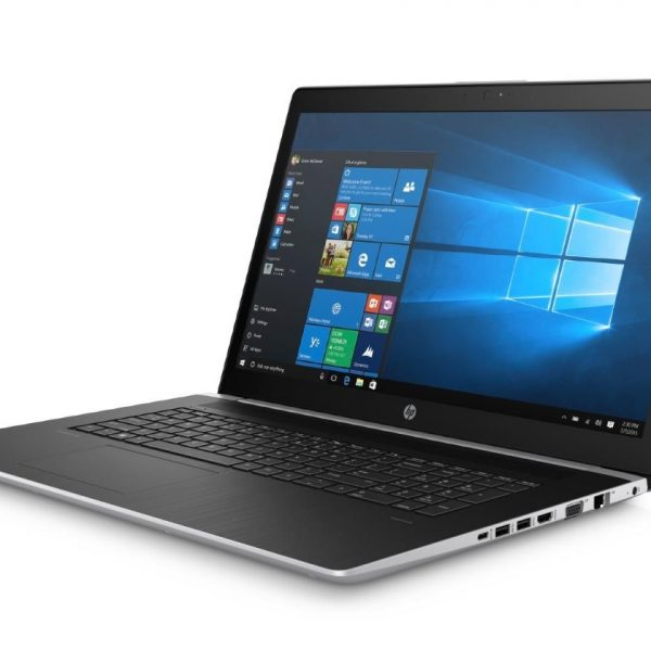 "HP ProBook 470 G5 2WK15PA Notebook 17.3"" FHD Intel i5-8250U 8GB DDR4 256GB SSD Geforce 930MX 2GB VGA HDMI USB-C Win 10 Pro Backlite Keyboard 2.5kg"