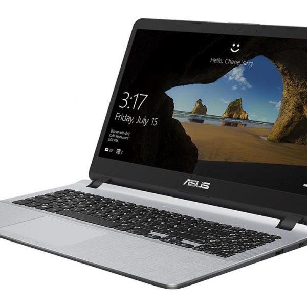 "ASUS Vivobook X507UB Notebook 15.6"" FHD Intel i7-7500U 8GB DDR4 256GB SSD NV Geforce MX110 2GB Win 10 Home 1.68kg 21.9mm Chiclet Keyboard"