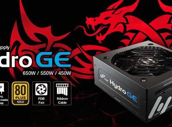 FSP 650W Hydro GE 80+ Gold Fully Modular 135mm FDB FAN ATX PSU 5 Years Warranty (LS)