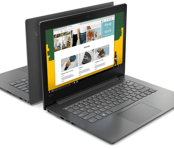 "Lenovo V130 Notebook 15.6"" HD Intel i5-7200U 8GB DDR4 500GB HDD Intel HD Graphics Win10 Home USB-C HDMI VGA 2kg 22mm Spill Resistant KB TPM"