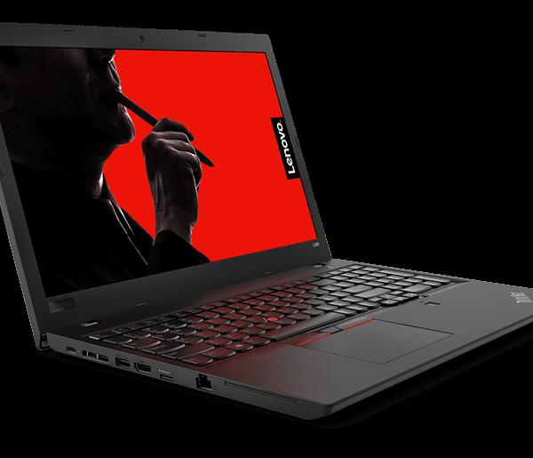 """Lenovo ThinkPad L580 Notebook 15.6"""" HD Intel i5-8250U 16GB DDR4 512GB SDD Win10 Pro Backlit KB 2kg 22.95mm"""