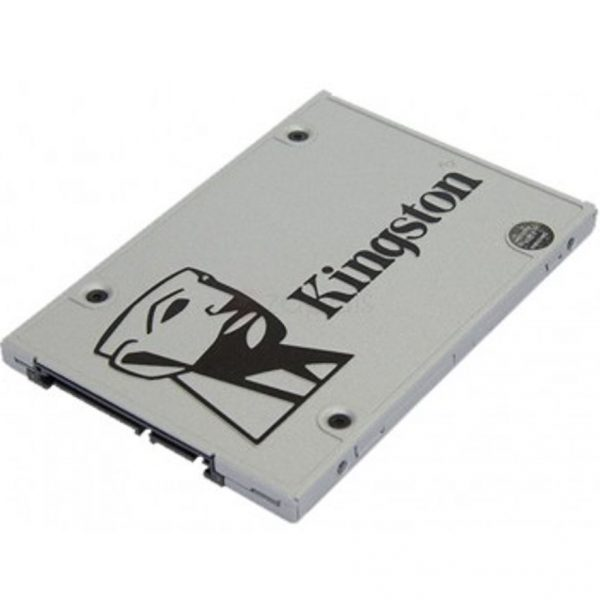 "Kingston SUV500 240GB 2.5"" SATA3 SSD - 3D NAND 7m 6Gb/s 520/500MB/s 79K/25K IOPS 1 mil hrs MTBF Solid State Drive 5yrs wty"